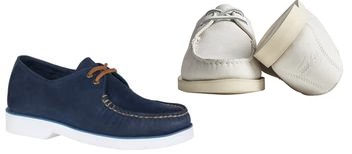 Sperry Men's Captain's Ox Shoes Was: $160.00 Now: $30.99.