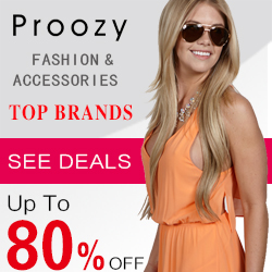 Proozy Coupons & Offers