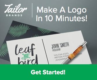 Tailor Brands Affiliate Ads Set 2 336x280