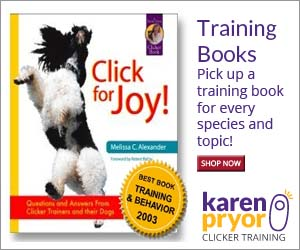 KPCT's extensive selection of books covers a wide variety of species and training topics, all chosen for their superior information and advice.