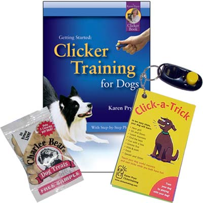 What is clicker training for dogs?