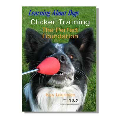 Clicker Training: The Perfect Foundation Book & DVD bundle