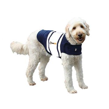 Thundershirt - Blue & White Rugby (7 sizes)