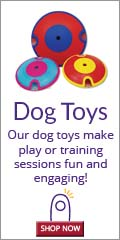 From treats to tugs, KPCT carries toys that are sure to make any playtime or training session fun and engaging for you and your dog!