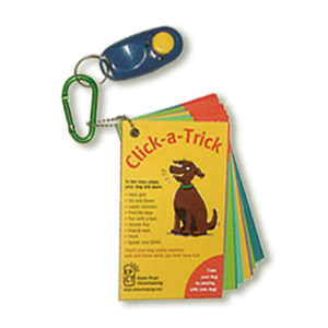 Clickers for Dog Training