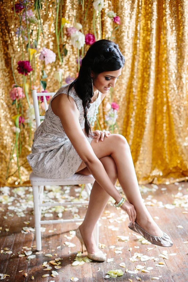 Rescue Flats   rescueflats.com   Luxury Dancing Slipper Wedding Favors   Foldable Ballet Flats