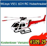 WLtoys V931 6CH Brushless Flybarless RC Hubschrauber RTF 2.4GHz - See more at: http://www.rcmaster.net/de-wltoys-v931-6ch-brushless-flybarless-rc-helicopter-rtf-2-4ghz-p237613.htm#sthash.UnPt6lqS.dpuf