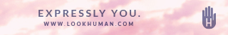 lookhuman.com general banner