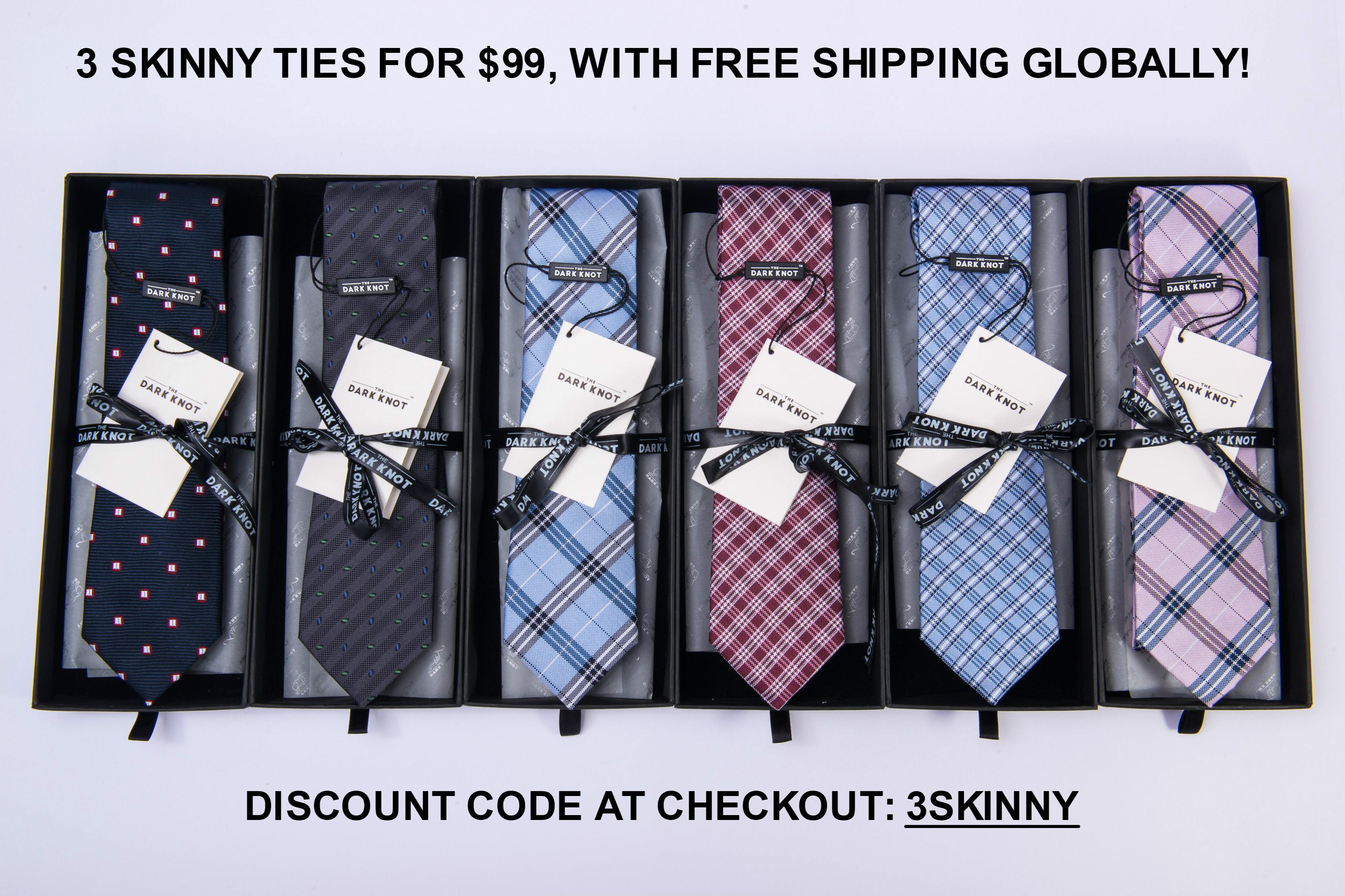 Skinny Tie Special Deal