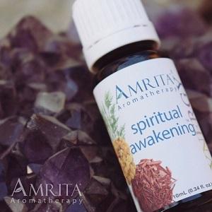Amrita Aromatherapy Spiritual Awakening Synergy Blend