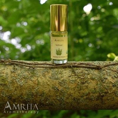 Amrita Aromatherapy Vetiver Perfume