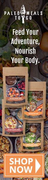Continental Paleo Pack - Buy 3 and SAVE! - Paleo Meal To Go