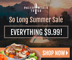Limited Time! All Meals Just $9.99