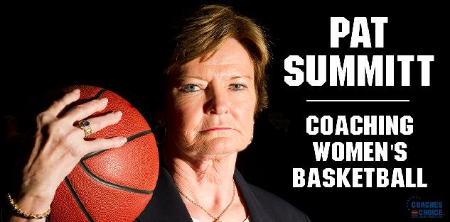 Pat   Summitt and Coachtube