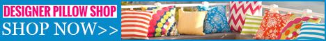Designer Pillow Shop coupon