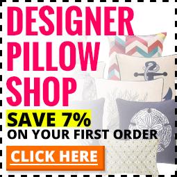 Designer Pillow Shop discount code