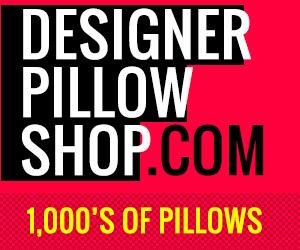 Designer Pillow Shop promo code