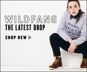 WILD FANG NEW ARRIVALS