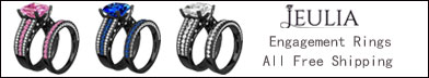Jeulia Engagement Rings, All Free Shipping