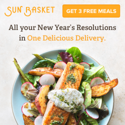 All your New Year's resolutions in one delicious delivery