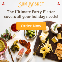 The Ultimate Party Platter cover all your holiday needs