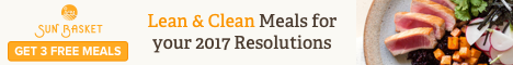 Eat Clean in 2017 - Get 3 FREE meals