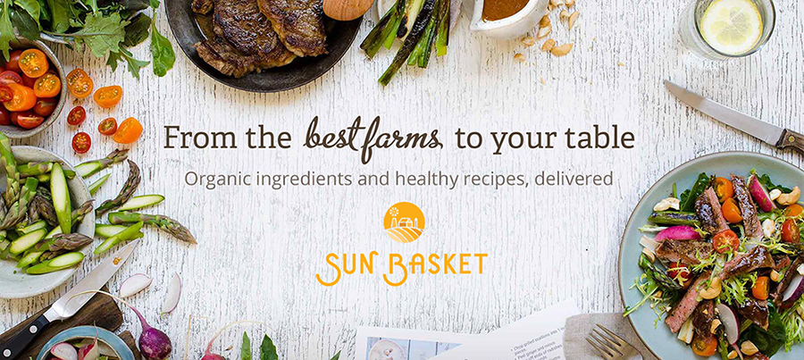I Tried A Sun Basket Food Delivery Kit!