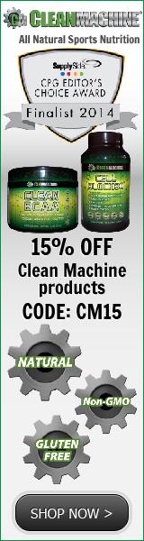 15% Off Clean Machine