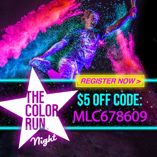 The Color Run Fabulessly Frugal