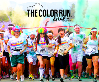the color run discount
