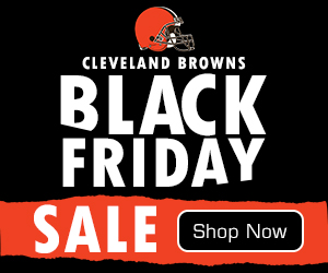 Cleveland Browns Black Friday Weekend Deals