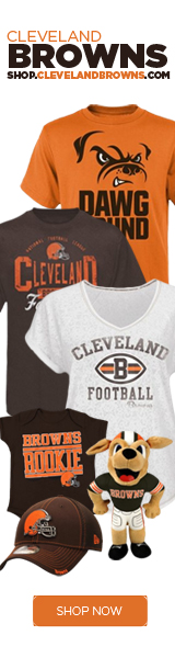 Shop for officially licensed Cleveland Browns Fan Gear, accessories and authentic collectibles at Shop.ClevelandBrowns.com