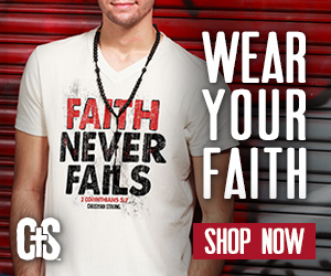 Shop now for our selection of Christian Strong Men V-Neck Tee Shirts