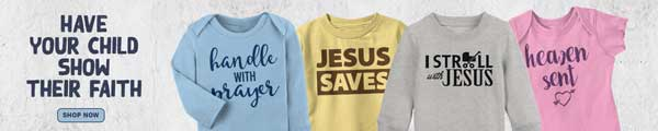 Shop now for our selection of Christian Strong Children Apparel
