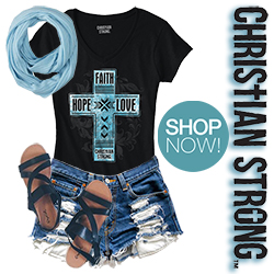 Shop now for our selection of Christian Strong Women Adult V-neck Shirts