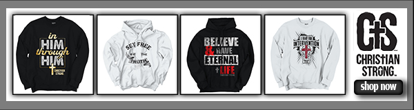 Shop now for our selection of Christian Strong Men Hooded Sweatshirts