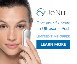 Give Your Skincare an Ultrasonic Push with JeNu