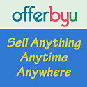 Make money online by selling on OfferByU.com