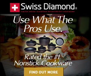 Cook Like a Pro with Swiss Diamond