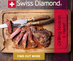 Swiss Diamond Grill Pan