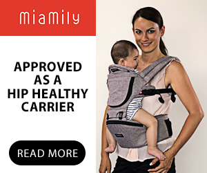 Ergonomic - Hipster Plus Baby Carrier