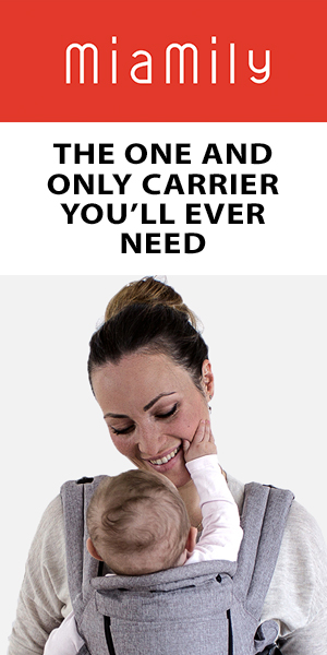 The Only Baby Carrier You'll Need