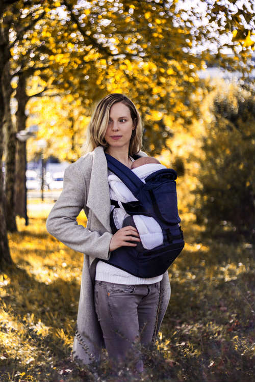 MiaMily Hipster Plus 3D baby carrier - features, advantages