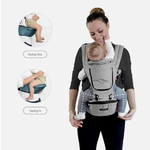 Ergonomic Design For Babies