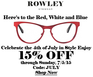 4th of July Sale. 15% OFF Site Wide