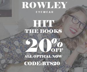 20% OFF For All Eyeglasses
