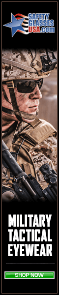 Military Eyewear Banner 120x600