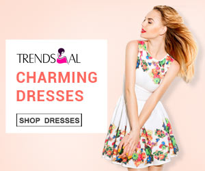 Charming Dresses: Up to 60% OFF!