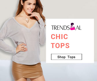 Chic Tops Sale: Up to 70% OFF!
