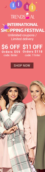 Double 11 International Shopping Festival: Unlimited Coupon, Limited Delivery